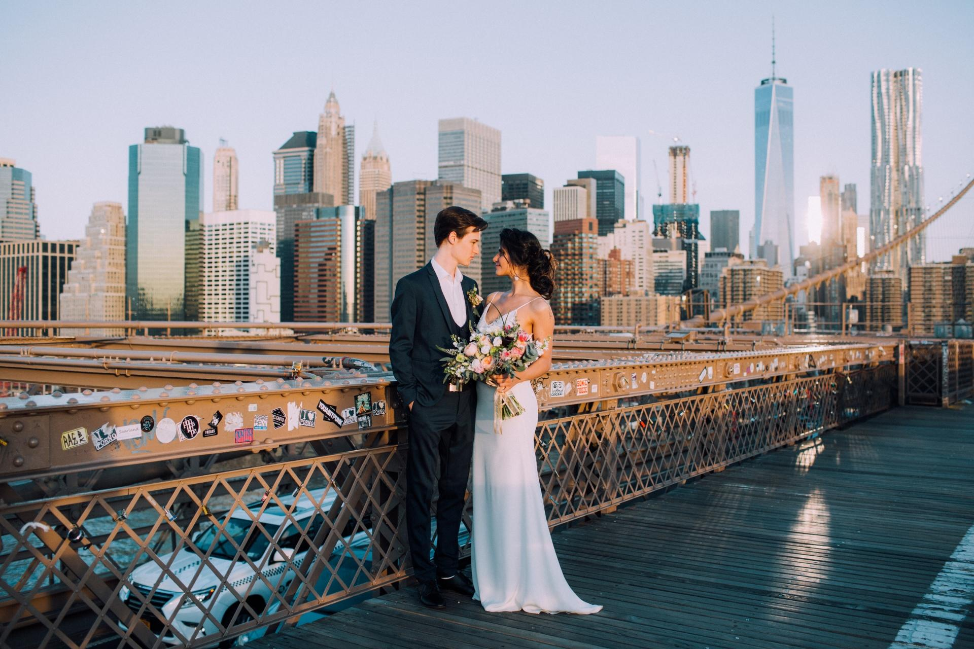 Un Matrimonio a New York<br>è Emozione Unica